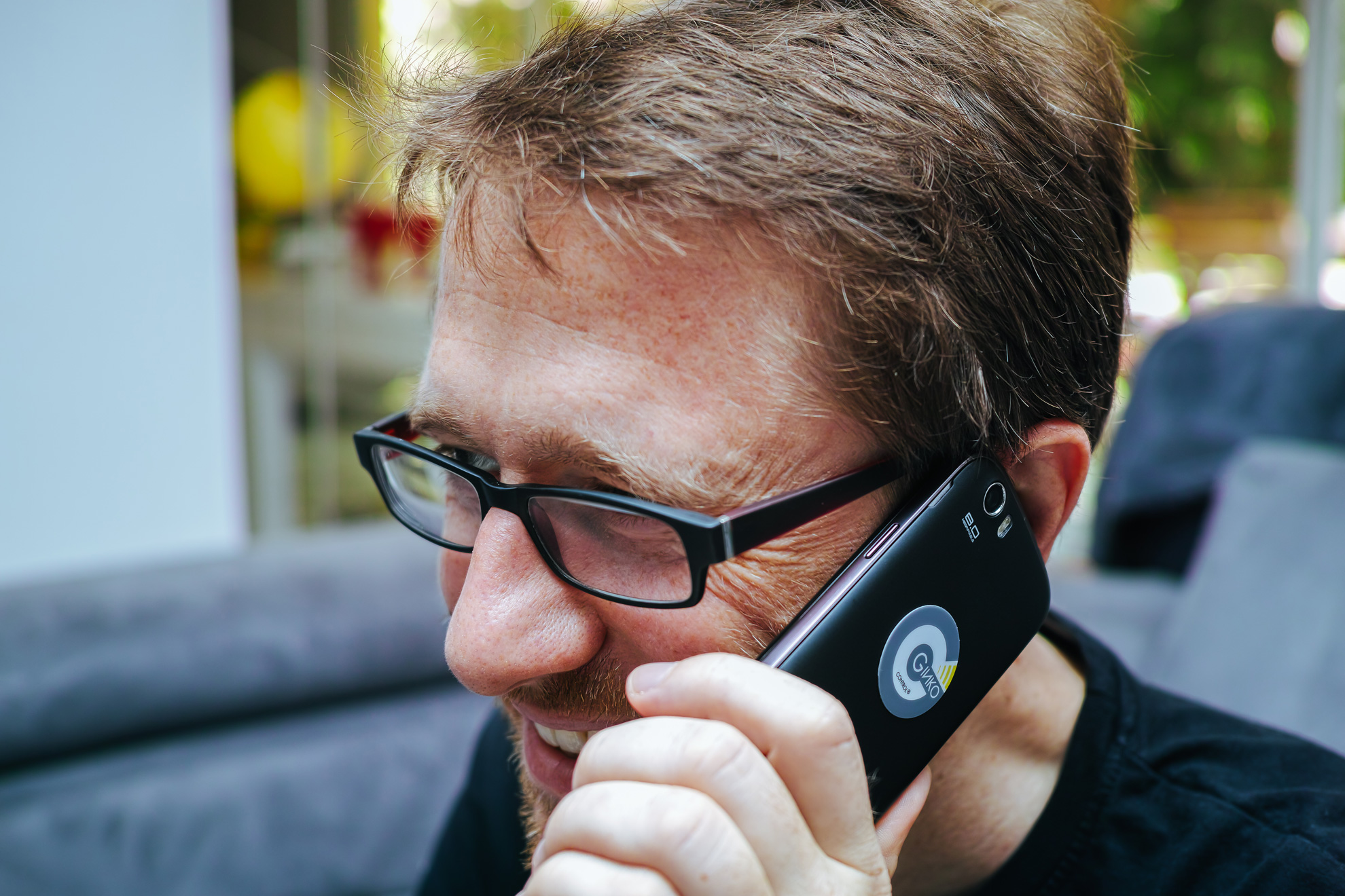 Patch GINKO Control Téléphone